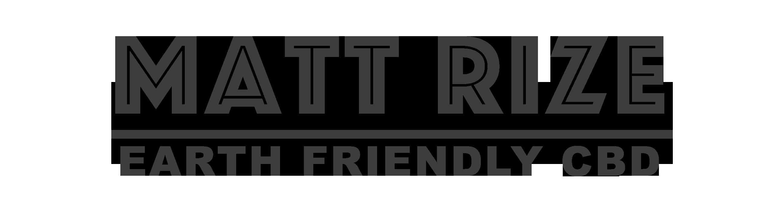 Matt Rize CBD
